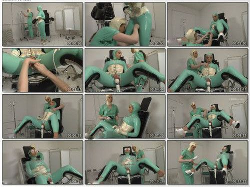 latex fetish nurse