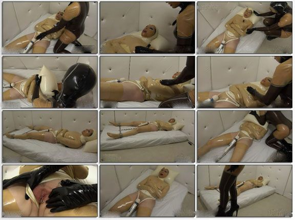 medical latex fetish video