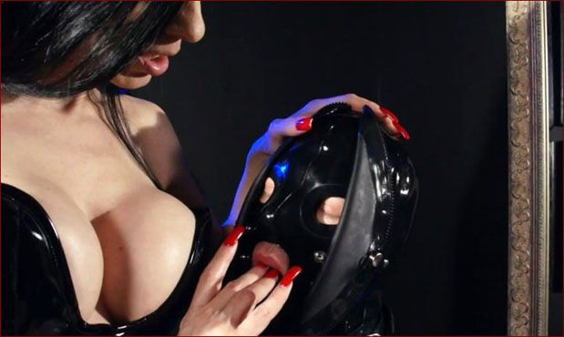 rubber mask sex