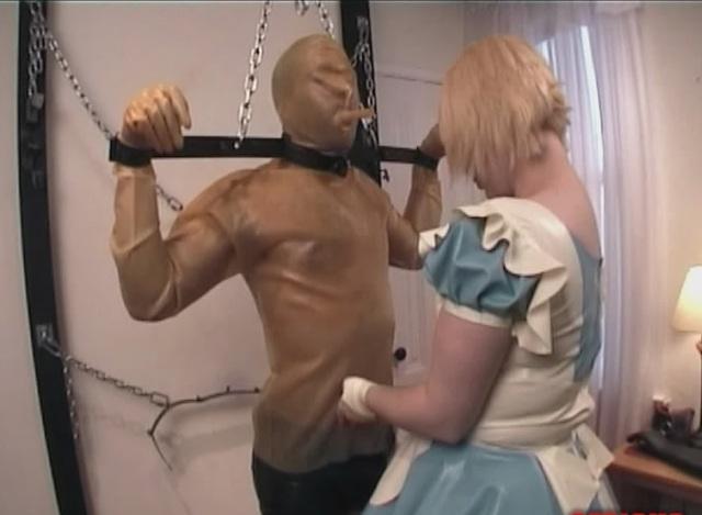 rubber bondage 14