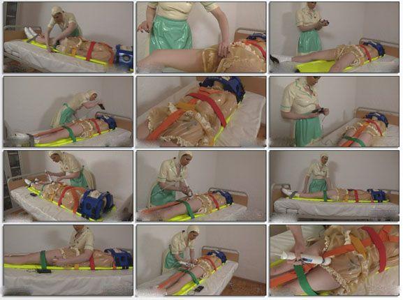 Hot medical bondage
