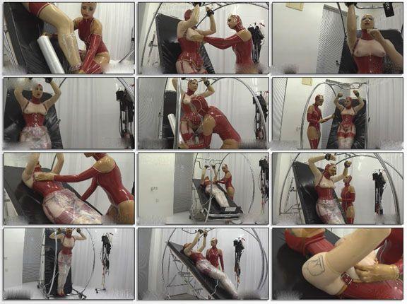 lesbian bondage sex