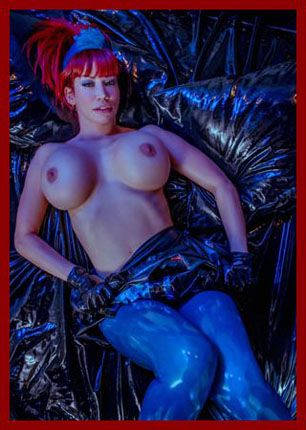 ILOVEBIANCA - Bianca Beauchamp - Latex sex pics with Bianca [JPEG 2002x3000]