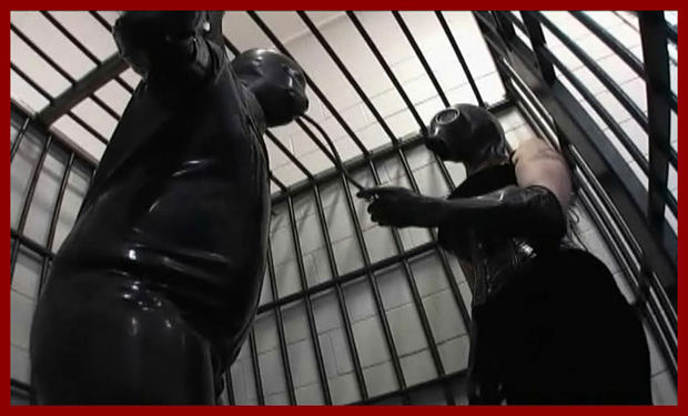 bdsm in cage