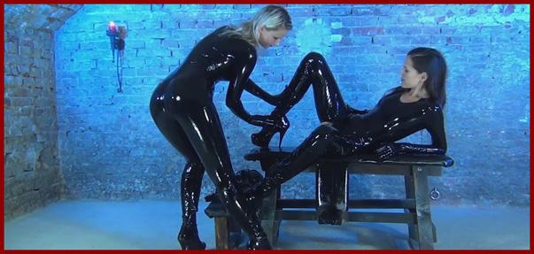 rubber fetish