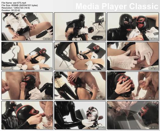 rubber fetish sex women