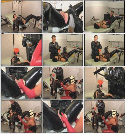 rubber clinic porn girls and man
