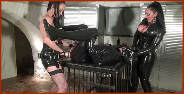 hd rubber femdom