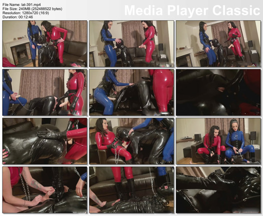 submissive sex rubber guy