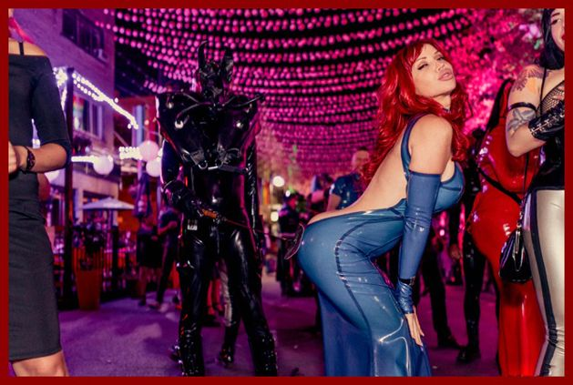 ILOVEBIANCA - Bianca Beauchamp - Fetish weekend with sexy models [JPEG 2002x3000]