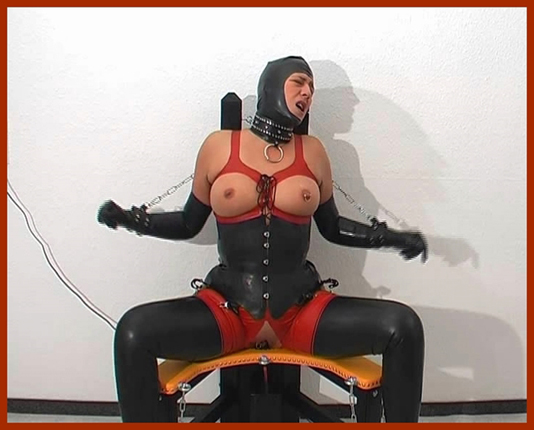 rubber and bondage women