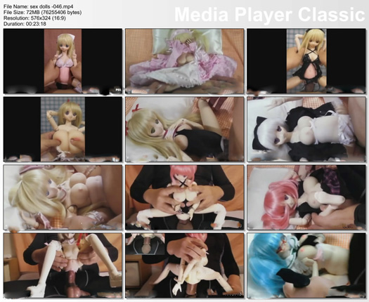collection porn video sex dolls