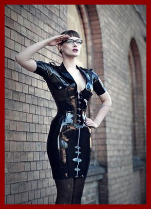 hot fetish pics babes in latex