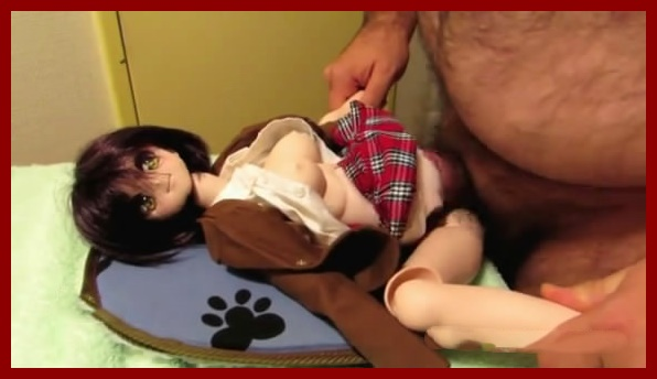 man doll porn clip