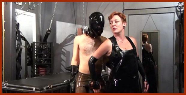 man slave bondage