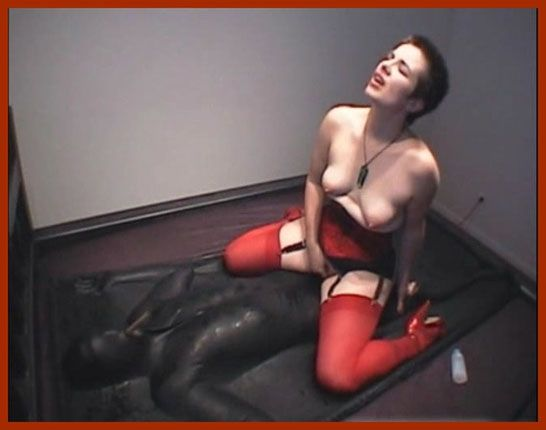 rubber porn