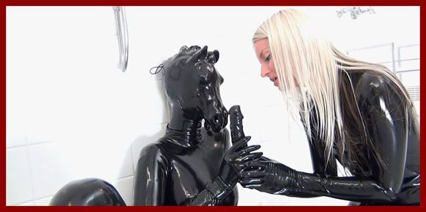 fetish clip ponyplay