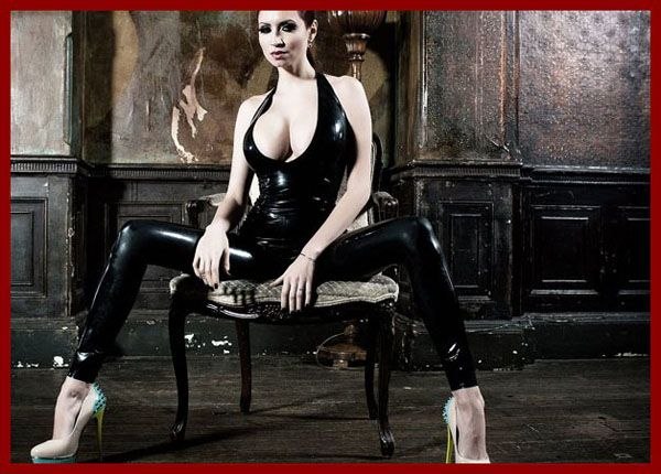 latex galleries sexy lady