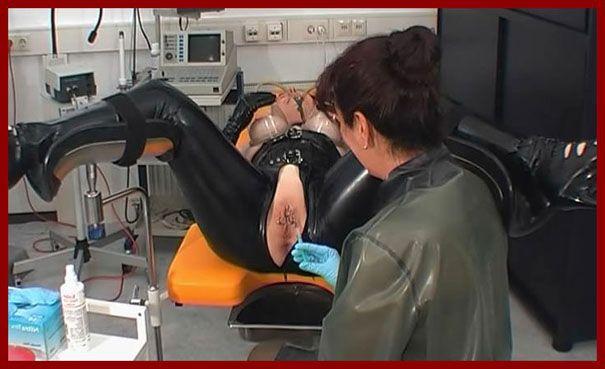 Spekula.com - Sex games of women in fetish clinic | WMV 576p