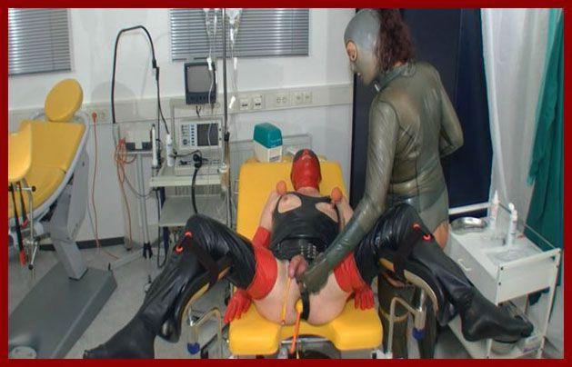 SPEKULA - Perverted fetish games held in the clinic | WMV 1080p