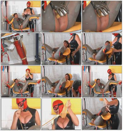 speculum perversions with woman