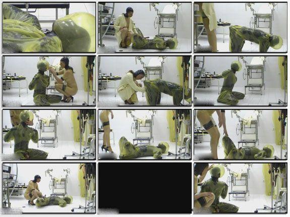 bondage fun in clinic