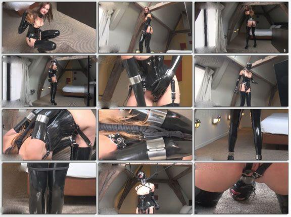 sexy dominatrix clip