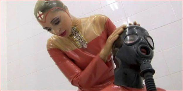 Fetish Live - Mistress Sandra, Valentina - Dildo training [MP4 406p]