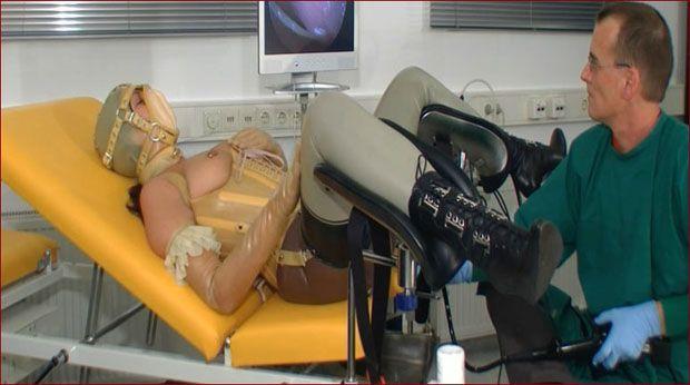 Spekula - Anus examination in fetish clinic [FULL HD 1080p]