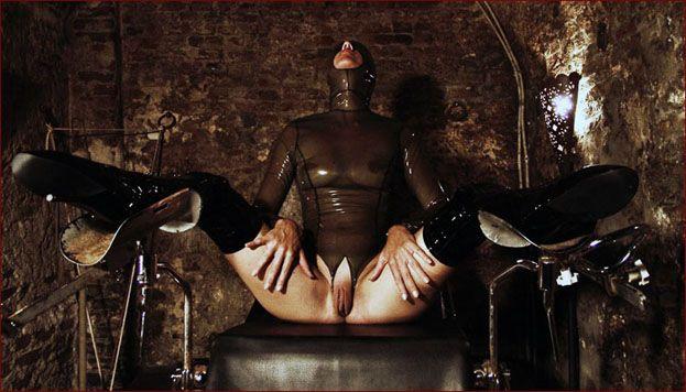 KinkyStyle - Sasha - XXX latex pics bondage in a dungeon [JPEG 1200x900]