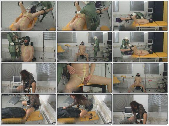 Porn perversion in rubber