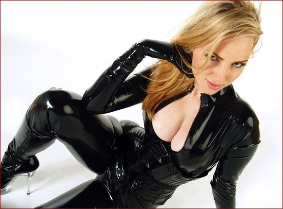 KinkyStyle - Ancilla Tilia - Boots and latex on sexy blonde [JPEG 1200x900]