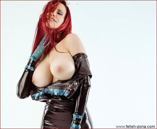 Bianca Beauchamp - Fetish sex films with redhead babe [HD 720p]