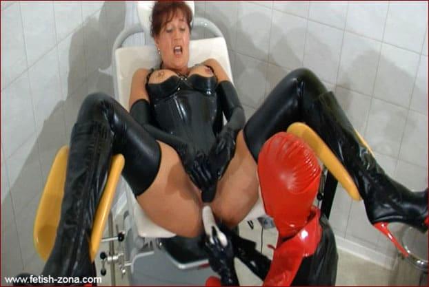 XXX Hardcore Anal Sex with Dildo [FULL HD 1080p / Spekula]