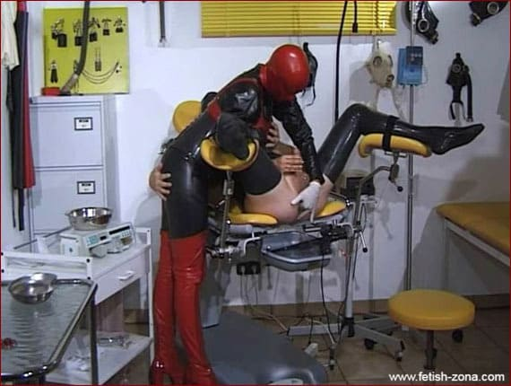 Sex anal games in walls of clinic [MP4 576p / Spekula.com]