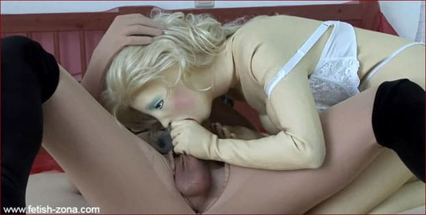 Dollrotic – Perverted game rubber dolls in the bedroom PT2 [HD 720p]