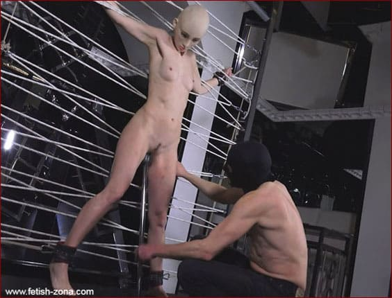 Porn bdsm games with doll [FULL HD 1080p / Dollrotic]