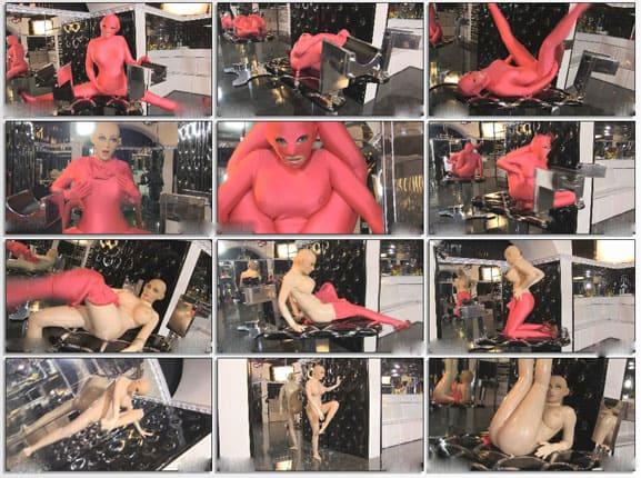 Lady sex doll
