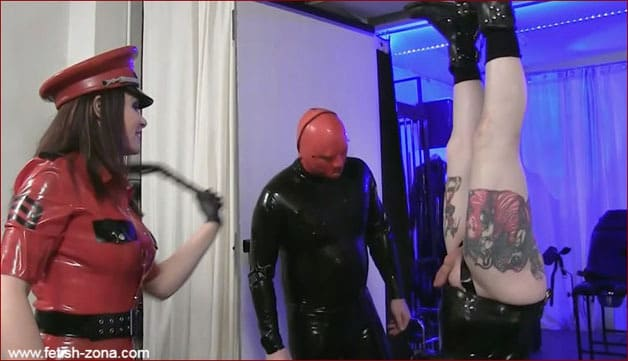 Torment in rubber straitjacket [HD 720p / Miss Velour / Serious Images]