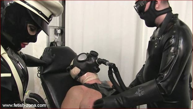 Rubber perversion and dominance from Miss [HD 720p]