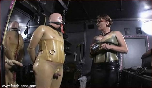 Eve Minax, Mode Narr - PLAYROOM For Latex Slave [MP4 480p]