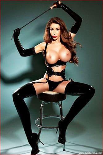 Mistress Eve - Glamorous collection fetish photo [JPEG 600x400]