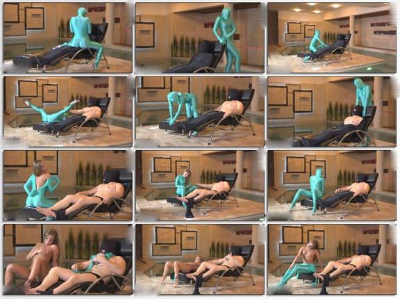 Model Sophie Goldfinger nude