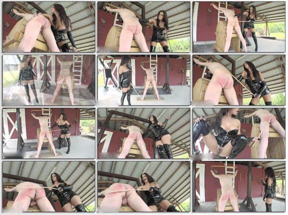 Hard whipping women