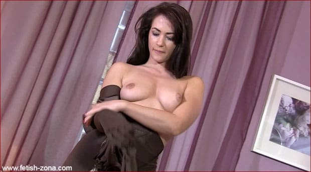 Sarah - Body hot girl in zentai catsuits [FULL HD 1080p]
