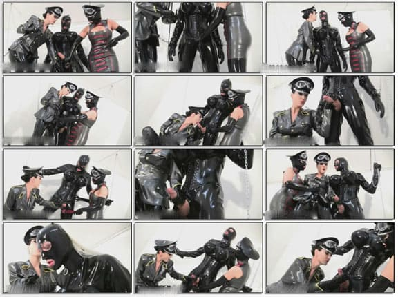 Ass Fucking Videos with Rubber Trans - HD 720p