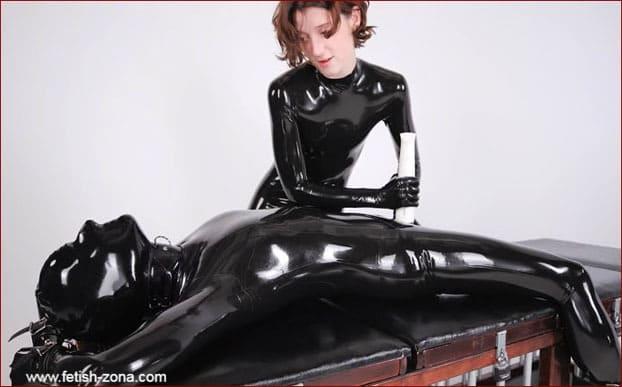 Sexplosion and bondage