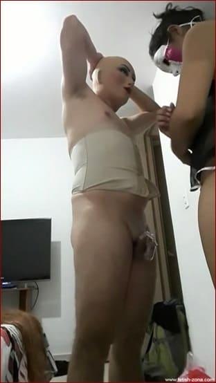 Amateur fetish clip