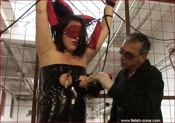 Mummification bondage videos and double sex - FULL HD 1080p