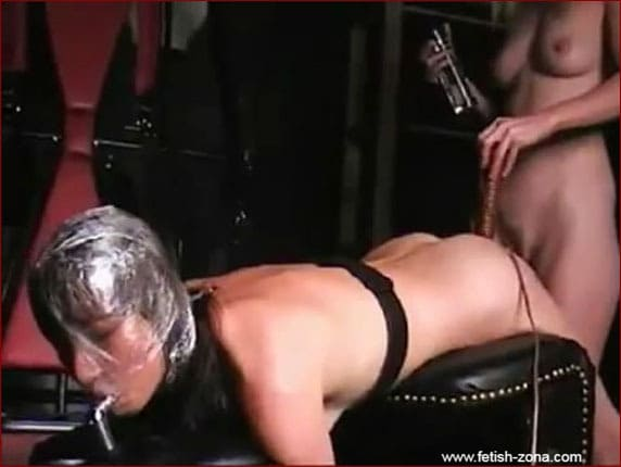 Bdsm breath play with young girl - MP4 480p